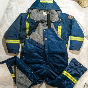 $800 Helly Hansen Workwear Thompson Jacket Bib Set